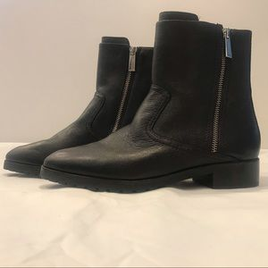Michael Kors Andi Leather Ankle Boots size 6.5